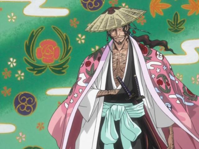 Shunsui Kyoraku | Mizuoni Manga